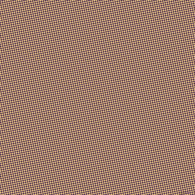 56/146 degree angle diagonal checkered chequered squares checker pattern checkers background, 5 pixel square size, , Hot Purple and Marzipan checkers chequered checkered squares seamless tileable