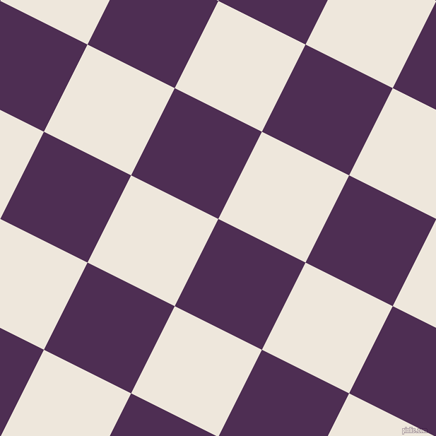 63/153 degree angle diagonal checkered chequered squares checker pattern checkers background, 138 pixel squares size, Hot Purple and White Linen checkers chequered checkered squares seamless tileable