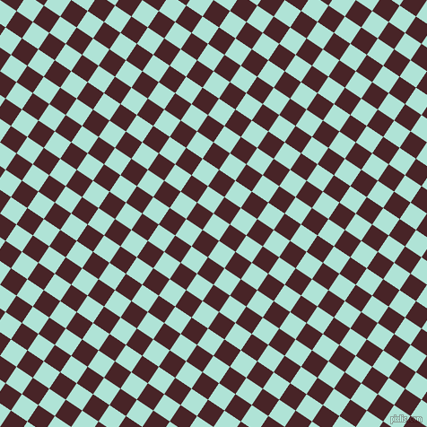 56/146 degree angle diagonal checkered chequered squares checker pattern checkers background, 22 pixel square size, , Ice Cold and Bulgarian Rose checkers chequered checkered squares seamless tileable