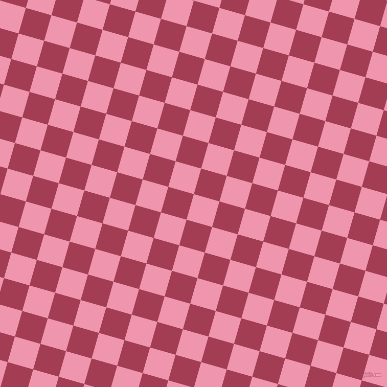 74/164 degree angle diagonal checkered chequered squares checker pattern checkers background, 52 pixel squares size, , Illusion and Night Shadz checkers chequered checkered squares seamless tileable