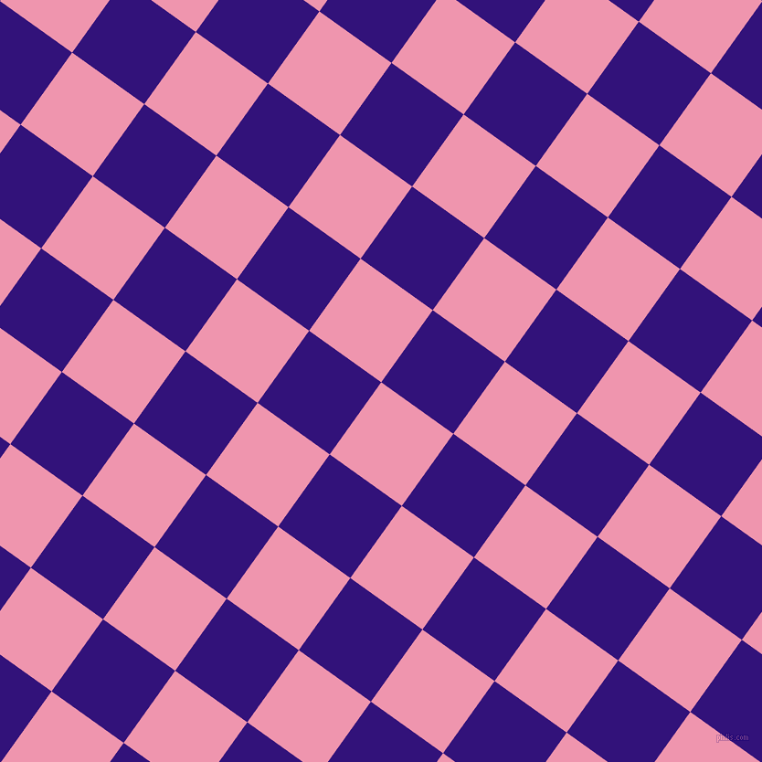 54/144 degree angle diagonal checkered chequered squares checker pattern checkers background, 97 pixel squares size, , Illusion and Persian Indigo checkers chequered checkered squares seamless tileable