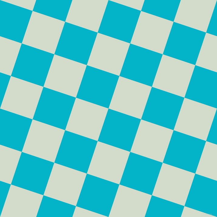 72/162 degree angle diagonal checkered chequered squares checker pattern checkers background, 113 pixel square size, , Iris Blue and Ottoman checkers chequered checkered squares seamless tileable