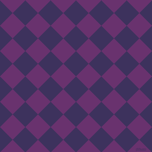 45/135 degree angle diagonal checkered chequered squares checker pattern checkers background, 62 pixel square size, , Jacarta and Seance checkers chequered checkered squares seamless tileable