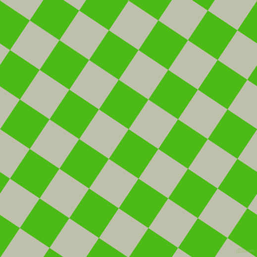 56/146 degree angle diagonal checkered chequered squares checker pattern checkers background, 72 pixel square size, , Kelly Green and Kidnapper checkers chequered checkered squares seamless tileable