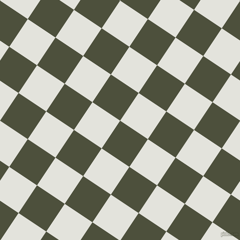 56/146 degree angle diagonal checkered chequered squares checker pattern checkers background, 68 pixel square size, , Kelp and Snow Drift checkers chequered checkered squares seamless tileable