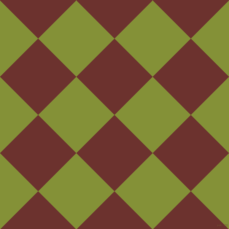 45/135 degree angle diagonal checkered chequered squares checker pattern checkers background, 182 pixel square size, , Kenyan Copper and Wasabi checkers chequered checkered squares seamless tileable