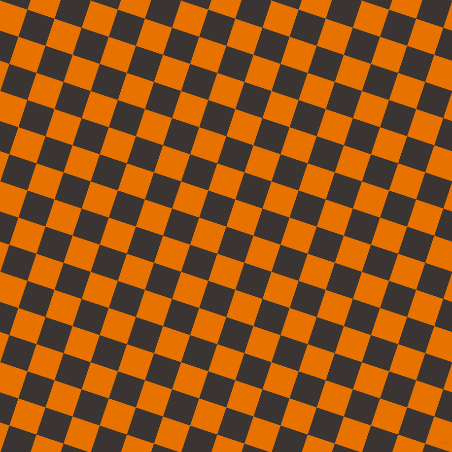 72/162 degree angle diagonal checkered chequered squares checker pattern checkers background, 58 pixel squares size, , Kilamanjaro and Mango Tango checkers chequered checkered squares seamless tileable