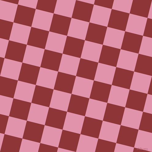 76/166 degree angle diagonal checkered chequered squares checker pattern checkers background, 60 pixel square size, Kobi and Well Read checkers chequered checkered squares seamless tileable