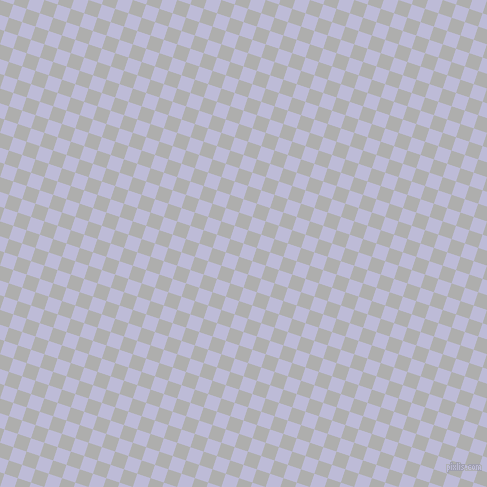 72/162 degree angle diagonal checkered chequered squares checker pattern checkers background, 14 pixel square size, , Lavender Grey and Bombay checkers chequered checkered squares seamless tileable