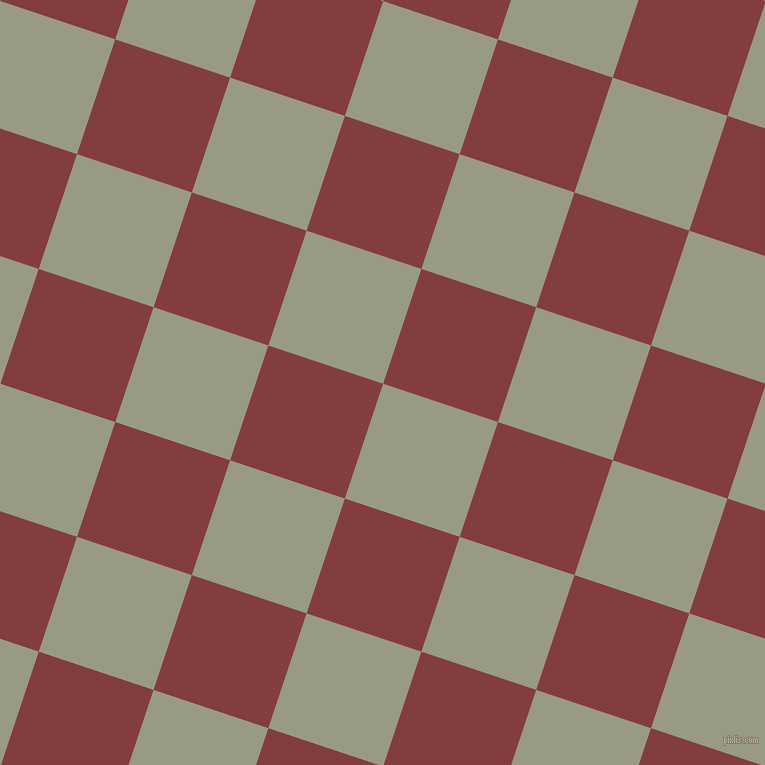 72/162 degree angle diagonal checkered chequered squares checker pattern checkers background, 121 pixel squares size, , Lemon Grass and Stiletto checkers chequered checkered squares seamless tileable
