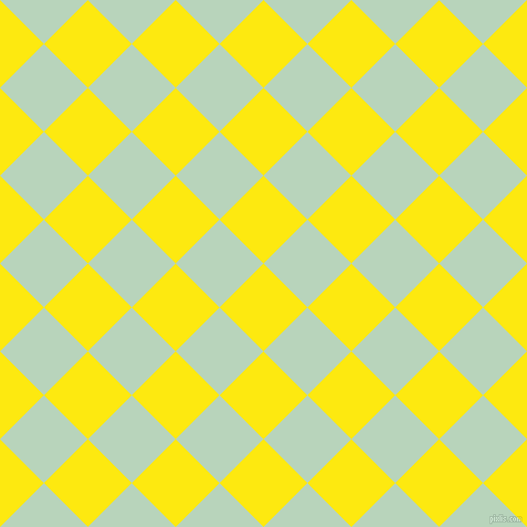 45/135 degree angle diagonal checkered chequered squares checker pattern checkers background, 68 pixel square size, , Lemon and Surf checkers chequered checkered squares seamless tileable