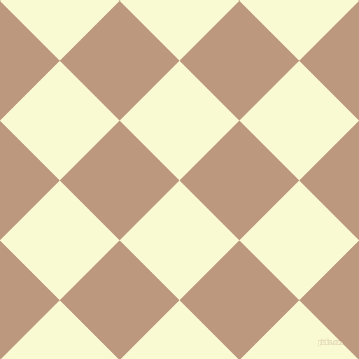 45/135 degree angle diagonal checkered chequered squares checker pattern checkers background, 121 pixel square size, , Light Goldenrod Yellow and Pale Taupe checkers chequered checkered squares seamless tileable