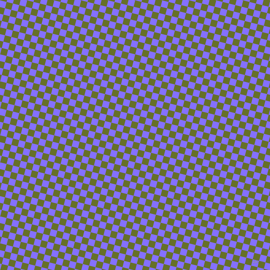 76/166 degree angle diagonal checkered chequered squares checker pattern checkers background, 22 pixel square size, , Light Slate Blue and Rain Forest checkers chequered checkered squares seamless tileable