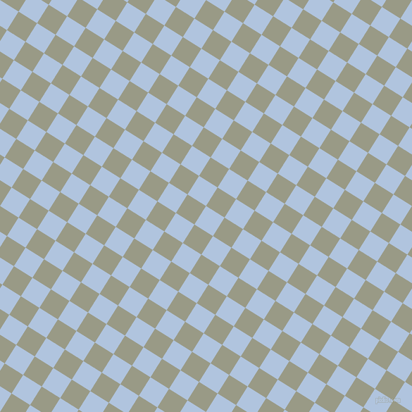 58/148 degree angle diagonal checkered chequered squares checker pattern checkers background, 31 pixel square size, , Light Steel Blue and Lemon Grass checkers chequered checkered squares seamless tileable