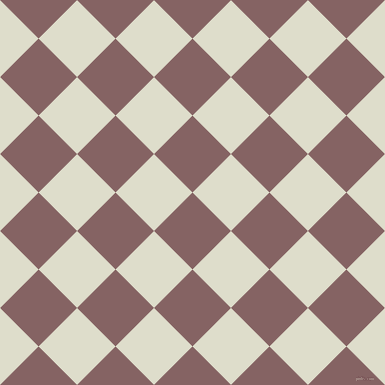 45/135 degree angle diagonal checkered chequered squares checker pattern checkers background, 106 pixel squares size, , Light Wood and Green White checkers chequered checkered squares seamless tileable