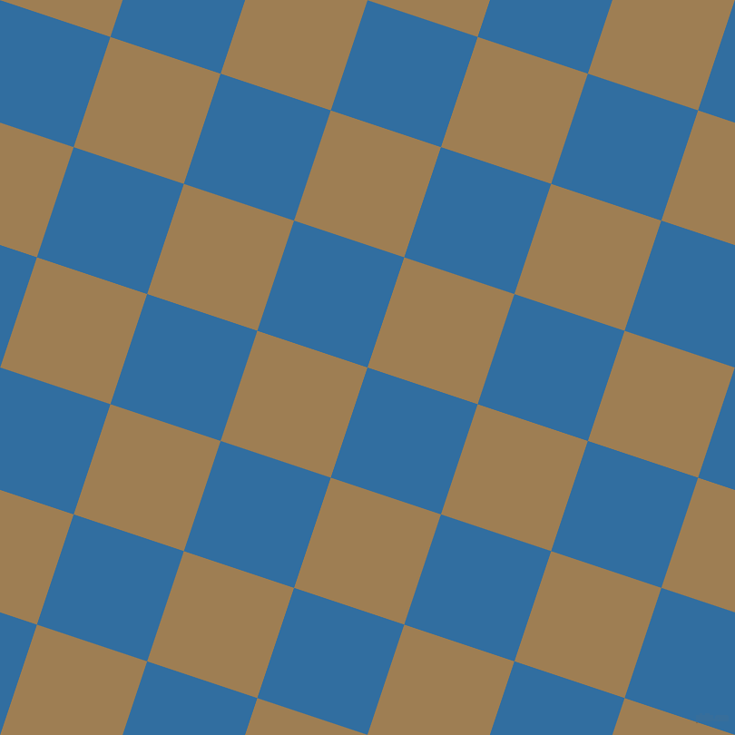 72/162 degree angle diagonal checkered chequered squares checker pattern checkers background, 128 pixel squares size, Lochmara and Muesli checkers chequered checkered squares seamless tileable