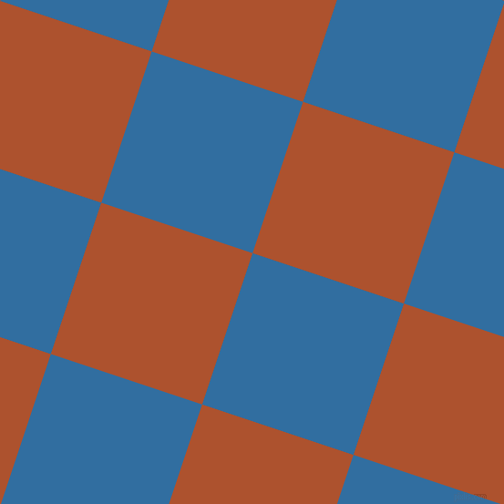 72/162 degree angle diagonal checkered chequered squares checker pattern checkers background, 175 pixel squares size, , Lochmara and Red Stage checkers chequered checkered squares seamless tileable
