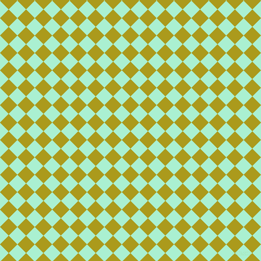 45/135 degree angle diagonal checkered chequered squares checker pattern checkers background, 24 pixel square size, , Lucky and Magic Mint checkers chequered checkered squares seamless tileable