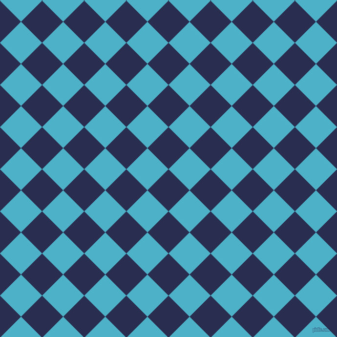 45/135 degree angle diagonal checkered chequered squares checker pattern checkers background, 61 pixel squares size, Lucky Point and Viking checkers chequered checkered squares seamless tileable