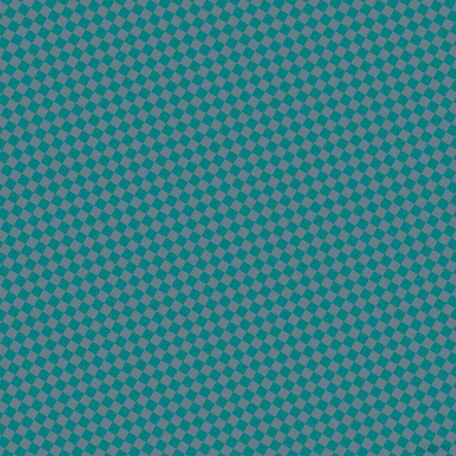59/149 degree angle diagonal checkered chequered squares checker pattern checkers background, 11 pixel square size, , Lynch and Teal checkers chequered checkered squares seamless tileable