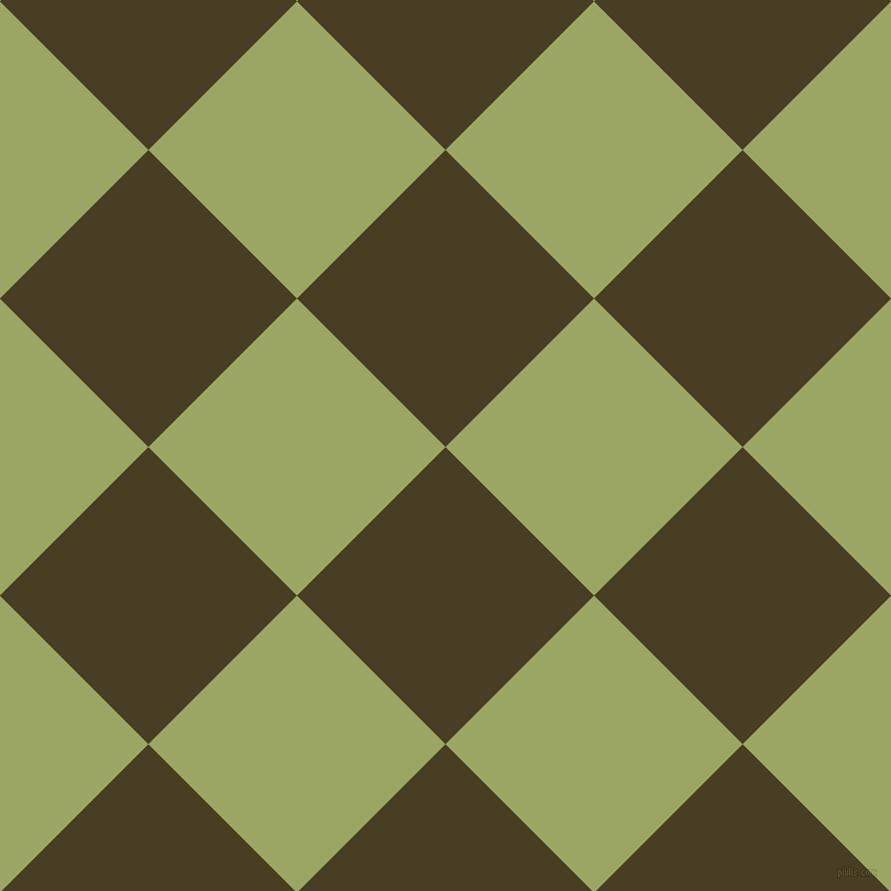 45/135 degree angle diagonal checkered chequered squares checker pattern checkers background, 191 pixel square size, , Madras and Green Smoke checkers chequered checkered squares seamless tileable