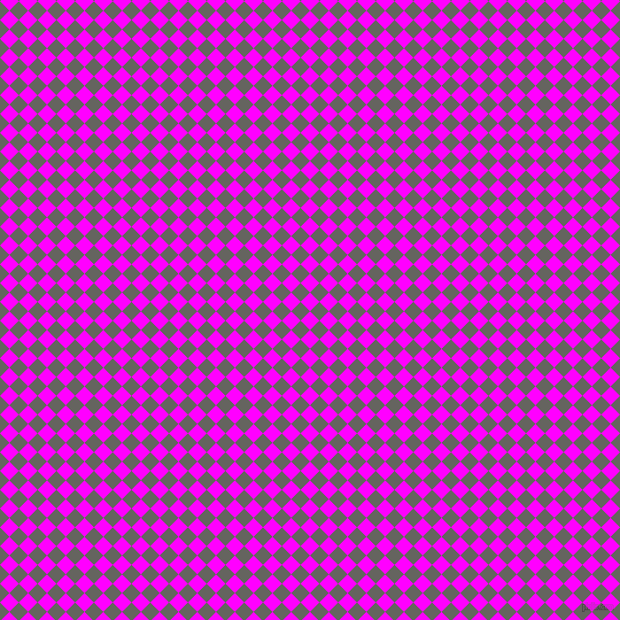 45/135 degree angle diagonal checkered chequered squares checker pattern checkers background, 15 pixel squares size, , Magenta and Storm Dust checkers chequered checkered squares seamless tileable