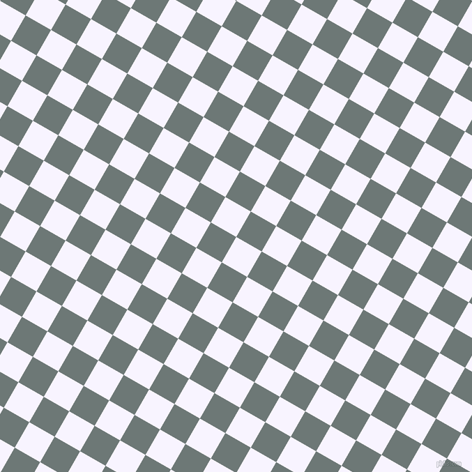 60/150 degree angle diagonal checkered chequered squares checker pattern checkers background, 42 pixel squares size, , Magnolia and Rolling Stone checkers chequered checkered squares seamless tileable