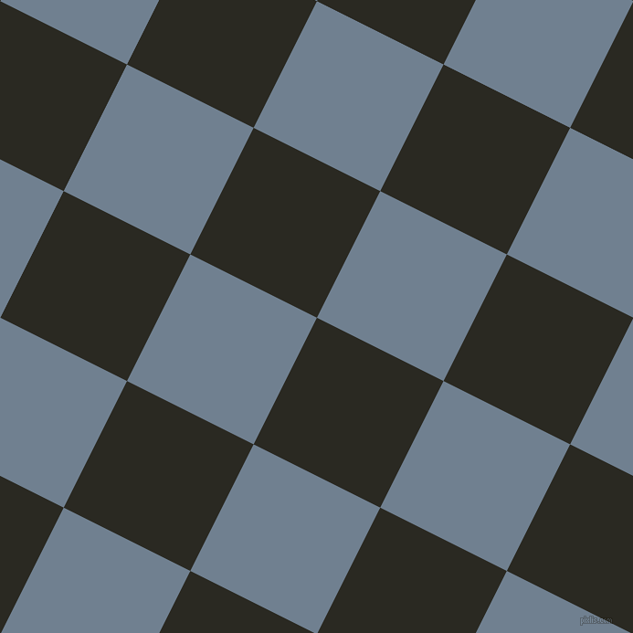 63/153 degree angle diagonal checkered chequered squares checker pattern checkers background, 155 pixel square size, , Maire and Slate Grey checkers chequered checkered squares seamless tileable