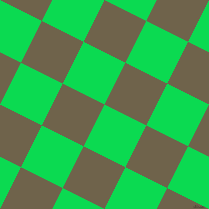 63/153 degree angle diagonal checkered chequered squares checker pattern checkers background, 154 pixel squares size, Malachite and Soya Bean checkers chequered checkered squares seamless tileable