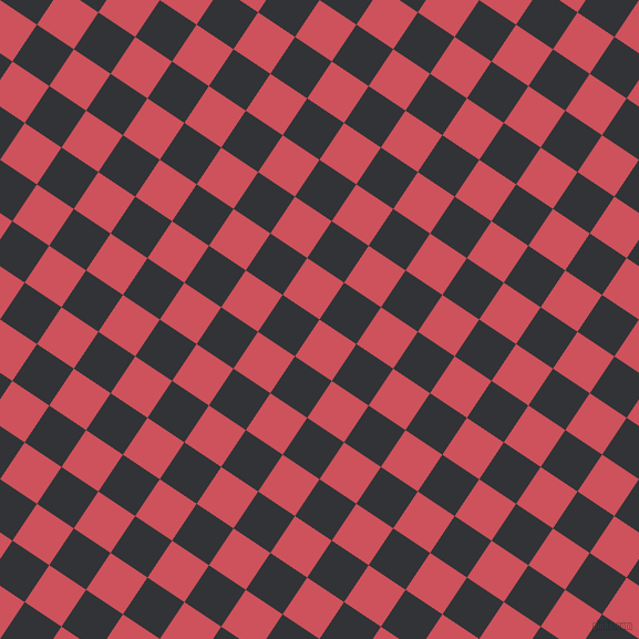 56/146 degree angle diagonal checkered chequered squares checker pattern checkers background, 40 pixel square size, , Mandy and Ebony checkers chequered checkered squares seamless tileable