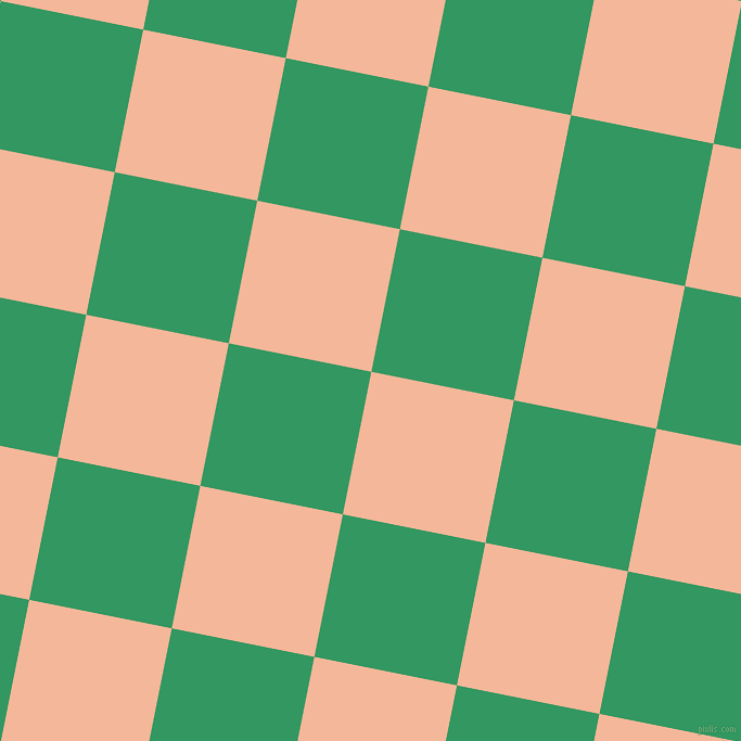 79/169 degree angle diagonal checkered chequered squares checker pattern checkers background, 134 pixel square size, , Mandys Pink and Eucalyptus checkers chequered checkered squares seamless tileable