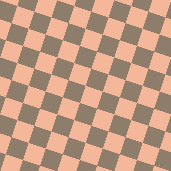 72/162 degree angle diagonal checkered chequered squares checker pattern checkers background, 62 pixel squares size, , Mandys Pink and Squirrel checkers chequered checkered squares seamless tileable