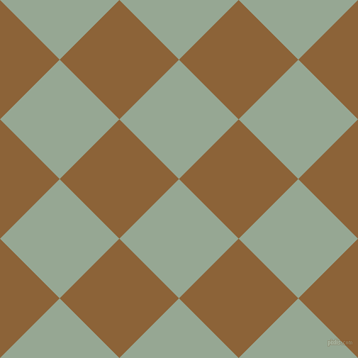 45/135 degree angle diagonal checkered chequered squares checker pattern checkers background, 119 pixel squares size, , Mantle and McKenzie checkers chequered checkered squares seamless tileable