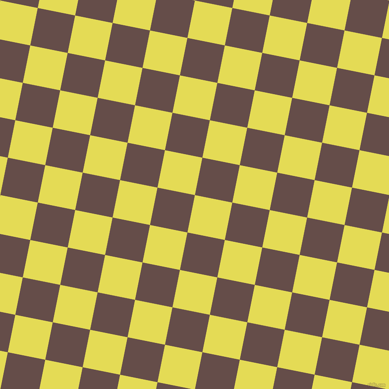 79/169 degree angle diagonal checkered chequered squares checker pattern checkers background, 77 pixel square size, , Manz and Congo Brown checkers chequered checkered squares seamless tileable