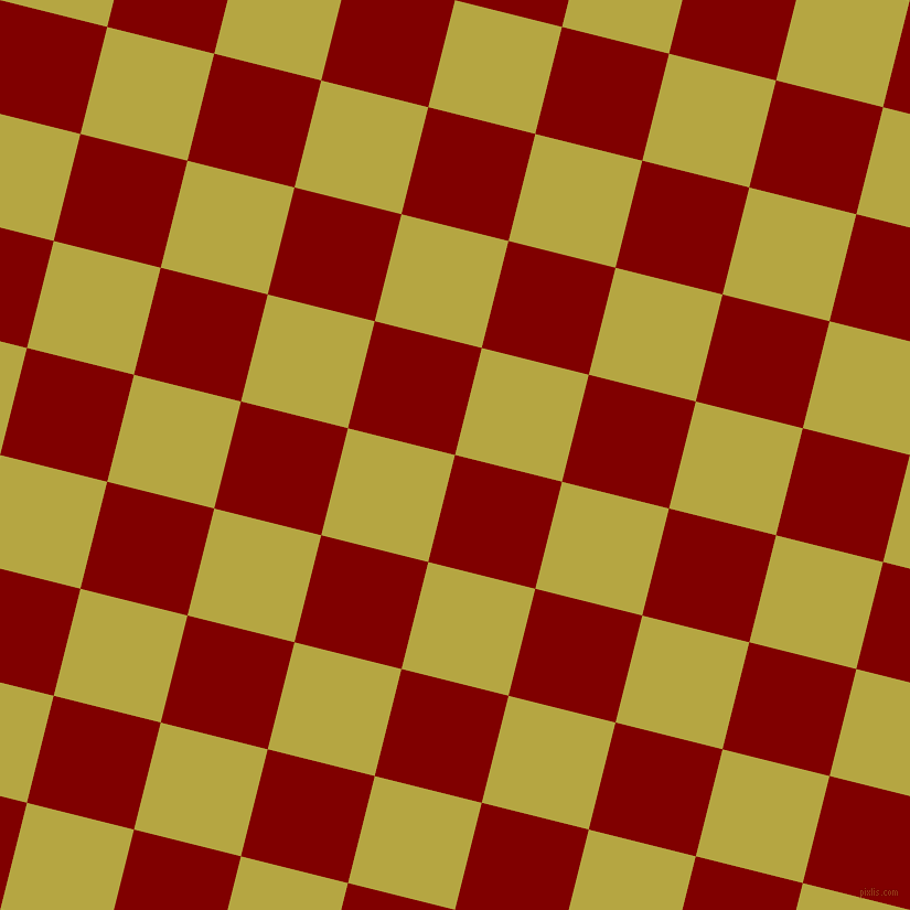 76/166 degree angle diagonal checkered chequered squares checker pattern checkers background, 100 pixel square size, , Maroon and Brass checkers chequered checkered squares seamless tileable