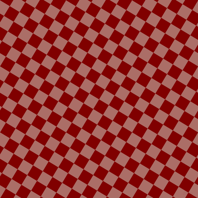 59/149 degree angle diagonal checkered chequered squares checker pattern checkers background, 43 pixel squares size, , Maroon and Coral Tree checkers chequered checkered squares seamless tileable