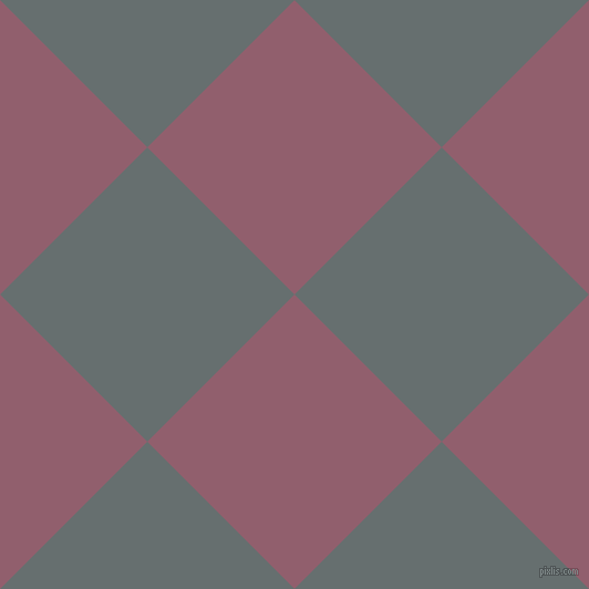 45/135 degree angle diagonal checkered chequered squares checker pattern checkers background, 188 pixel squares size, , Mauve Taupe and Nevada checkers chequered checkered squares seamless tileable
