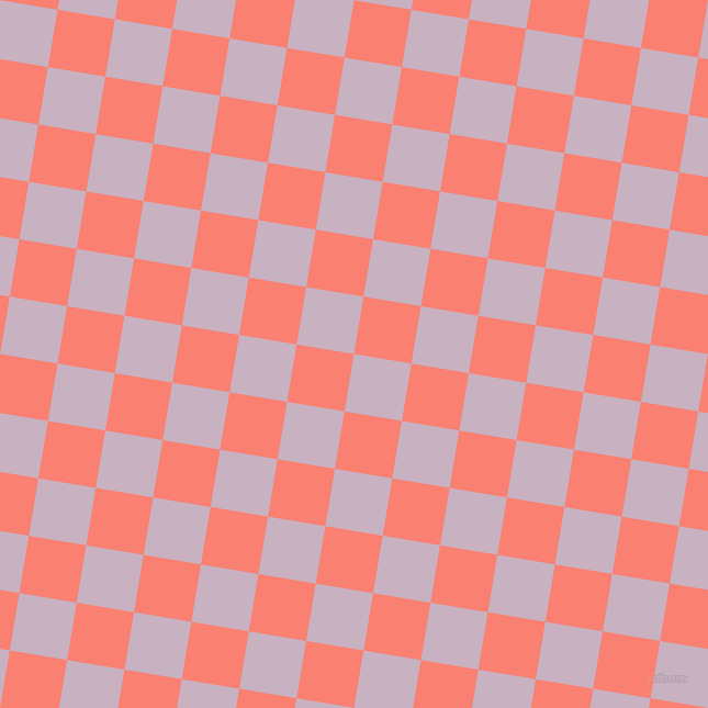 81/171 degree angle diagonal checkered chequered squares checker pattern checkers background, 53 pixel square size, , Maverick and Salmon checkers chequered checkered squares seamless tileable
