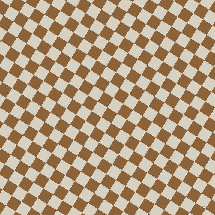 58/148 degree angle diagonal checkered chequered squares checker pattern checkers background, 38 pixel square size, , McKenzie and Ecru White checkers chequered checkered squares seamless tileable