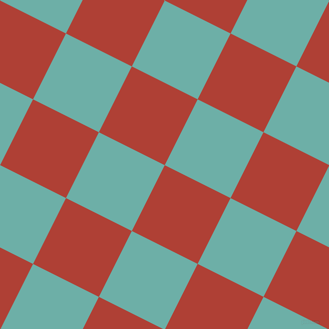63/153 degree angle diagonal checkered chequered squares checker pattern checkers background, 147 pixel square size, , Medium Carmine and Tradewind checkers chequered checkered squares seamless tileable
