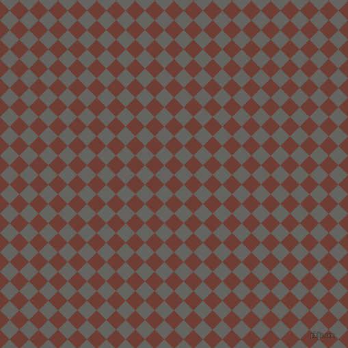 45/135 degree angle diagonal checkered chequered squares checker pattern checkers background, 20 pixel squares size, , Metallic Copper and Storm Dust checkers chequered checkered squares seamless tileable