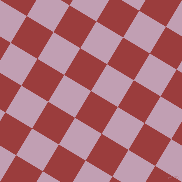 59/149 degree angle diagonal checkered chequered squares checker pattern checkers background, 107 pixel squares size, , Mexican Red and Lily checkers chequered checkered squares seamless tileable