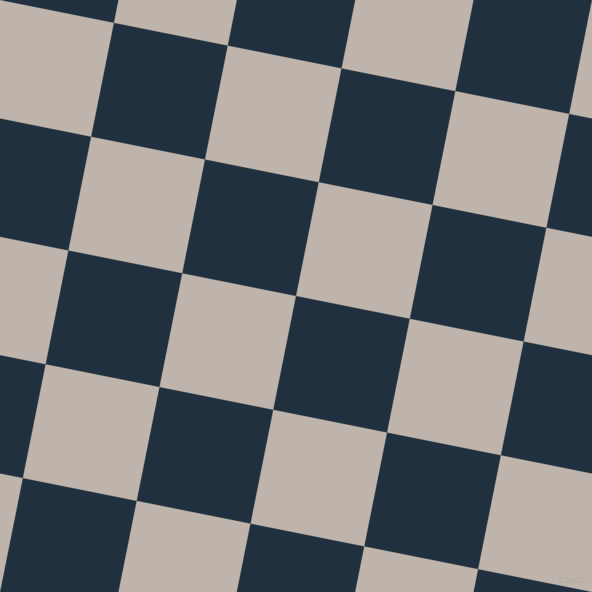79/169 degree angle diagonal checkered chequered squares checker pattern checkers background, 168 pixel square size, Midnight and Tide checkers chequered checkered squares seamless tileable