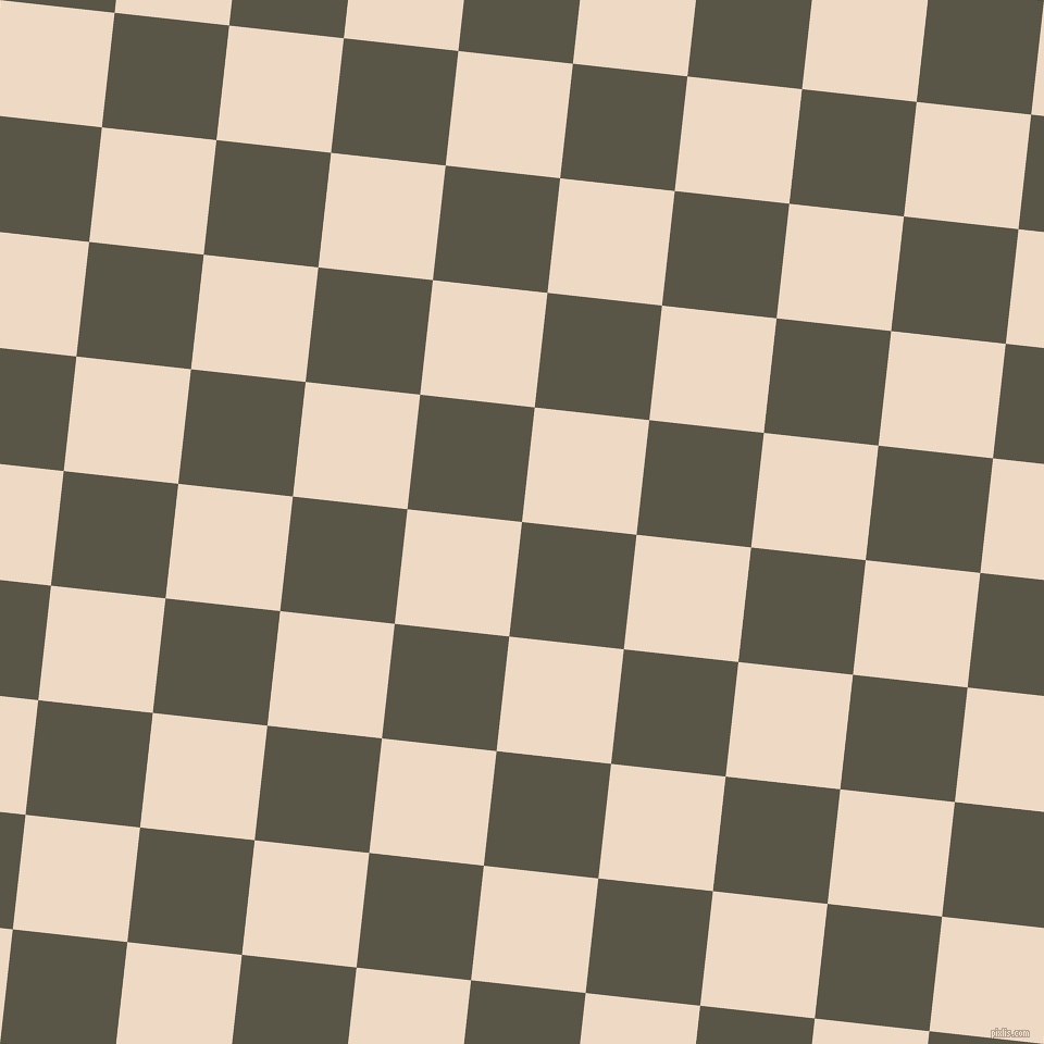 84/174 degree angle diagonal checkered chequered squares checker pattern checkers background, 106 pixel squares size, , Millbrook and Almond checkers chequered checkered squares seamless tileable