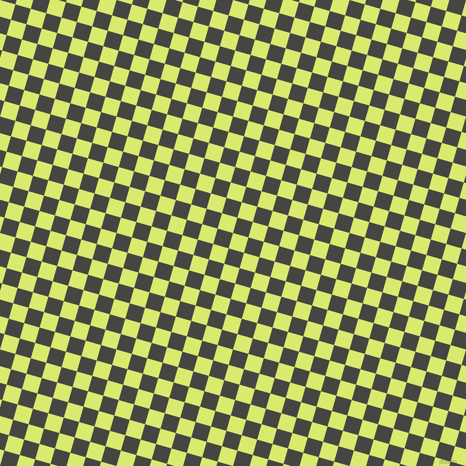 74/164 degree angle diagonal checkered chequered squares checker pattern checkers background, 33 pixel square size, , Mindaro and Tuatara checkers chequered checkered squares seamless tileable