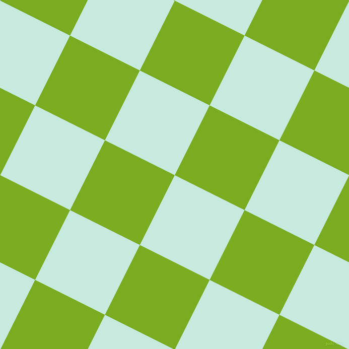 63/153 degree angle diagonal checkered chequered squares checker pattern checkers background, 155 pixel square size, , Mint Tulip and Lima checkers chequered checkered squares seamless tileable