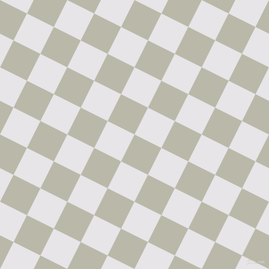 63/153 degree angle diagonal checkered chequered squares checker pattern checkers background, 59 pixel squares size, , Mist Grey and White Lilac checkers chequered checkered squares seamless tileable