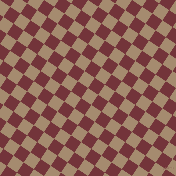 56/146 degree angle diagonal checkered chequered squares checker pattern checkers background, 40 pixel square size, , Mongoose and Merlot checkers chequered checkered squares seamless tileable
