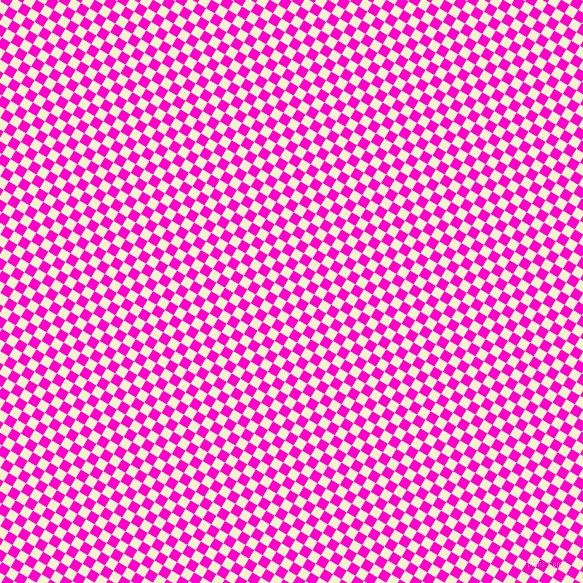 59/149 degree angle diagonal checkered chequered squares checker pattern checkers background, 10 pixel square size, , Moon Glow and Hot Magenta checkers chequered checkered squares seamless tileable