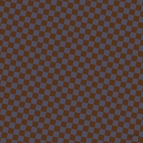 79/169 degree angle diagonal checkered chequered squares checker pattern checkers background, 18 pixel squares size, , Mulled Wine and Brown Bramble checkers chequered checkered squares seamless tileable